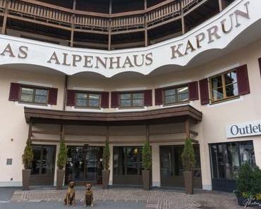 Hundumzufrieden im Alpenhaus Kaprun