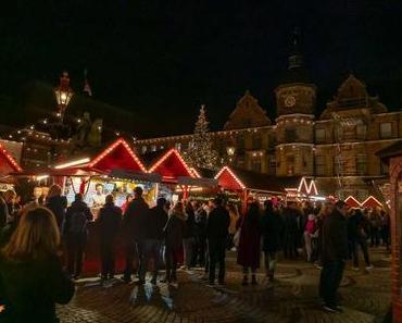 Meine Highlights auf dem Weihnachtsmarkt in Düsseldorf