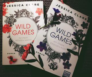 [Rezension] Die Wild Games Reihe (Band 1 & 2) von Jessica Clare
