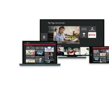 Quickline lanciert neues TV-Erlebnis mit neuer UHD-Box
