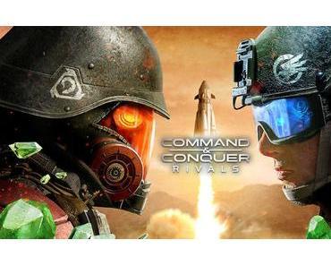 Command & Conquer: Rivals ab sofort für Android und iOS verfügbar