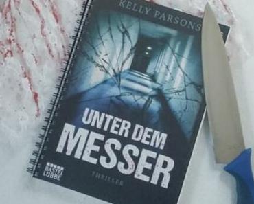 Unter dem Messer   Kelly Parsons