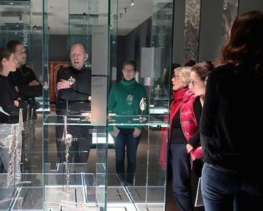 Besuch aus dem Jüdischen Museum Augsburg Schwaben