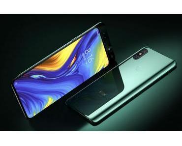 Xiaomi Mi Mix 3 zeigt sich mit Snapdragon 855 und 5G-Support