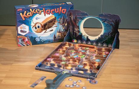 Ravensburger Kakerlacula – Der Hexbug ist los