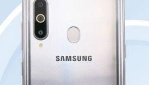 Samsung Galaxy A8s: Smartphone Loch Display wurde Zulassungsbehörde zertifiziert