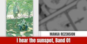 Review zu i hear the sunspot Band 1