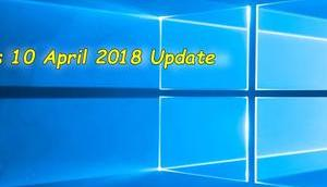 Update KB4467682 Windows Version 1803 gestoppt