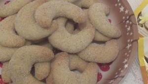 Adventkränzchen: Herrlich vanillige Vanillekipferl