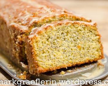 Orangen-Mohn Cake