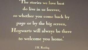 London Tagebuch: Traum wird wahr, fahren nach Hogwarts!