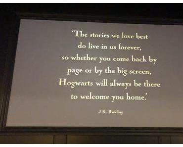 London Tagebuch: Ein Traum wird wahr, wir fahren nach Hogwarts!