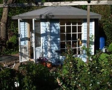Gartenpavillon: Bauen oder Kaufen