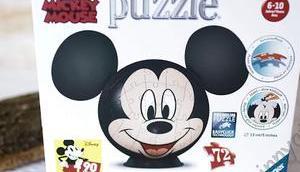 Mickey Mouse feiert einem Puzzle seinen Geburtstag #Ravensburger #Spielen #FrBT18