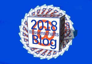 Wissenschaftsblog Jahres!