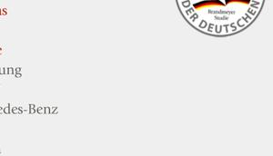 beliebtesten Sportmarken Jahres Deutschland. Welche Lieblingsmarken liegen vorn?