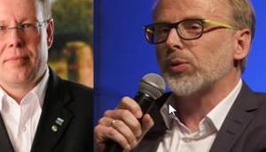 Frank Luttmann (SPD) spricht sich gegen eine Verfolgung Correctiv Chefredakteur Oliver Schröm