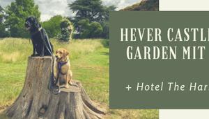 Hever Castle Garden Hund Hotel Harrow