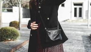 Winter Outfit Rock: kombiniere Faltenrock Winter!