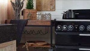 Küchen Update: Küchenwagen Rustico! wird heimelig meiner Küche Tipps schlaue Helfer