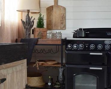 Küchen Update: Küchenwagen Rustico! Es wird heimelig in meiner Küche und Tipps für schlaue Helfer