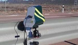 """Lokalpolizei Palma Mallorca """"Laserpistolen"""" bewaffnet"""