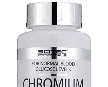 Chrom – Verbesserter Muskelaufbau und erhöhte Fettreduktion