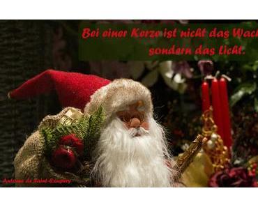 Frohe Weihnachten und einen guten Rutsch...