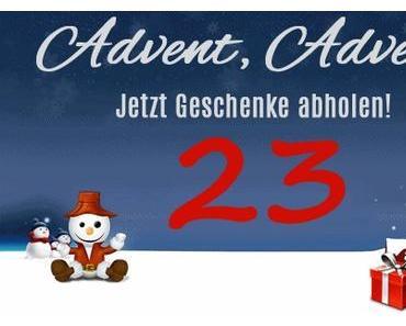 4. Advent - Weihnachtsgiveaway.de mit Adventskalender
