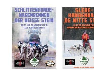 """Schlittenhundewagenrennen """"De Witte Stein"""""""