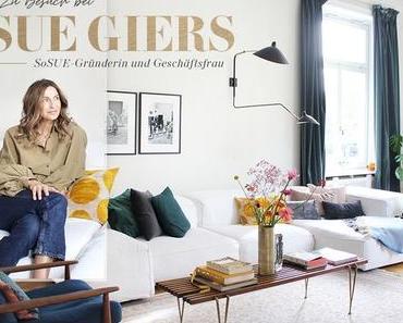 Moderner Klassik-Remix - Zu Besuch bei Stil-Expertin Sue Giers
