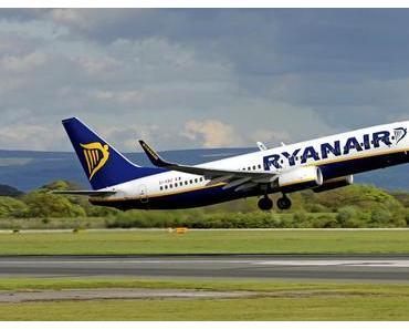 Ryanair – Streik zum Jahresbeginn?