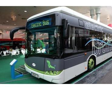 Gute Vorsätze: Emissionsfreie Busse in Kalifornien