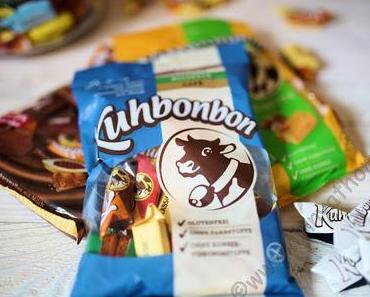 Weiche Karamellbonbons in ganz vielen Sorten gibt es bei Kuhbonbon #Food #Süßigkeit #FrBT18