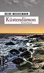 Heike Meckelmann: Küstendämon (Kriminalroman)