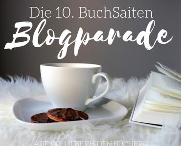 Die 10. BuchSaiten Blogparade zum Jahresabschluss 2018