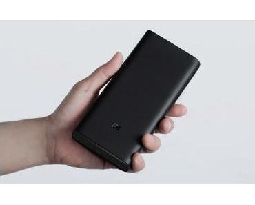 Xiaomi Mi Power Bank 3 Pro mit 20000 mAh und 45W via USB-C