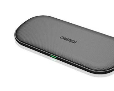 Choetech 5-Coil Dual Fast Wireless Charger im Test