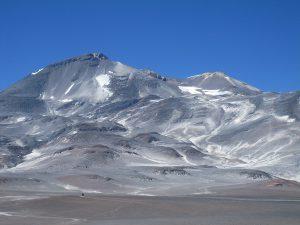 Ojos del Salado – Der zweithöchste Berg Lateinamerikas