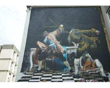Street Art in Bristol: Hier findest Du die besten Werke