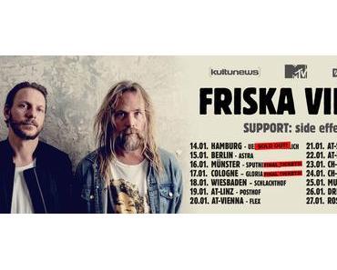 Happy Releaseday: Friska Viljor – #Broken • Video + Album-Stream + Tourdaten