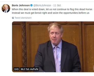 Brexit-Schlamassel