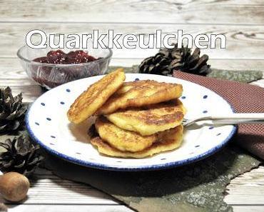 Quarkkeulchen, eine Sächsische Leibspeise