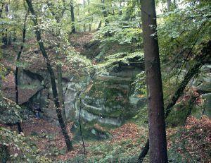 Hermannsweg Etappe Hörstel Tecklenburg
