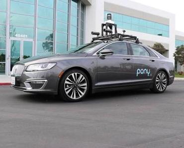 China lanciert App für autonome Autos