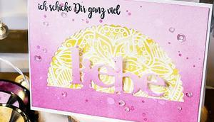 Edge'ables Clearstamps Crafter's Companion Video
