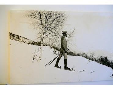 Hüllenlos im Schnee