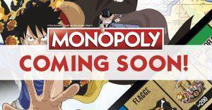 One Piece Monopoly bald erhältlich