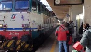 Bahnreise nach Italien Messina Napoli