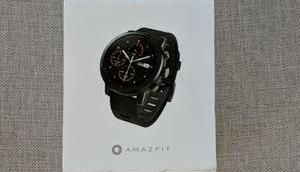 Amazfit Stratos Test Günstige gute Sport-Smartwatch?